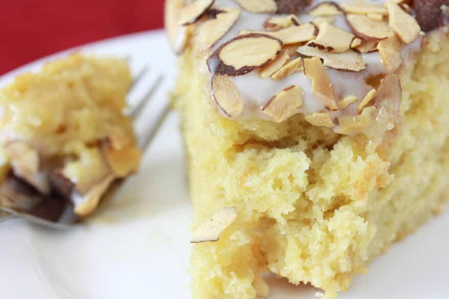 Almond Honey Cake 13