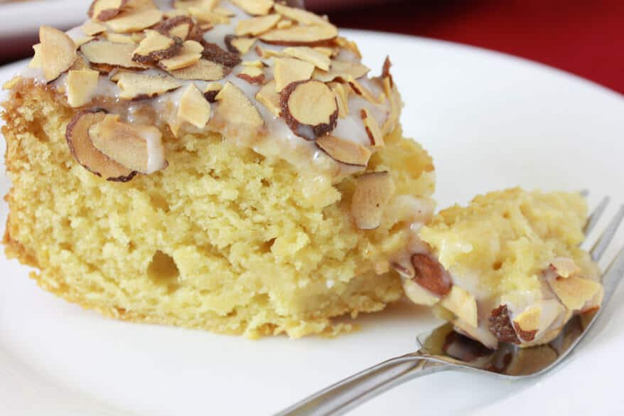 Almond Honey Cake 9