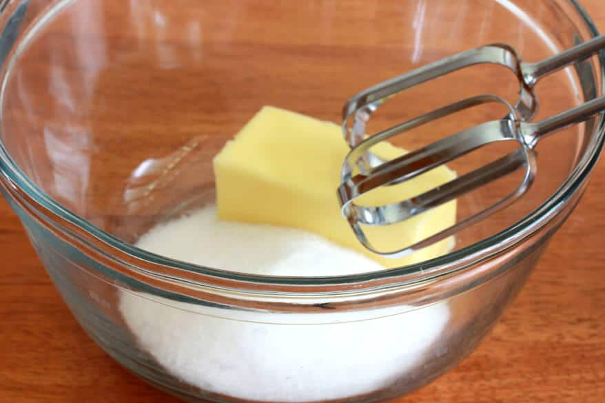 Almond Honey Cake prep 2