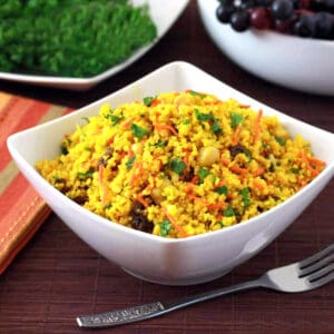 curried couscous salad recipe copycat best homemade chickpeas garbanzo beans raisins carrots
