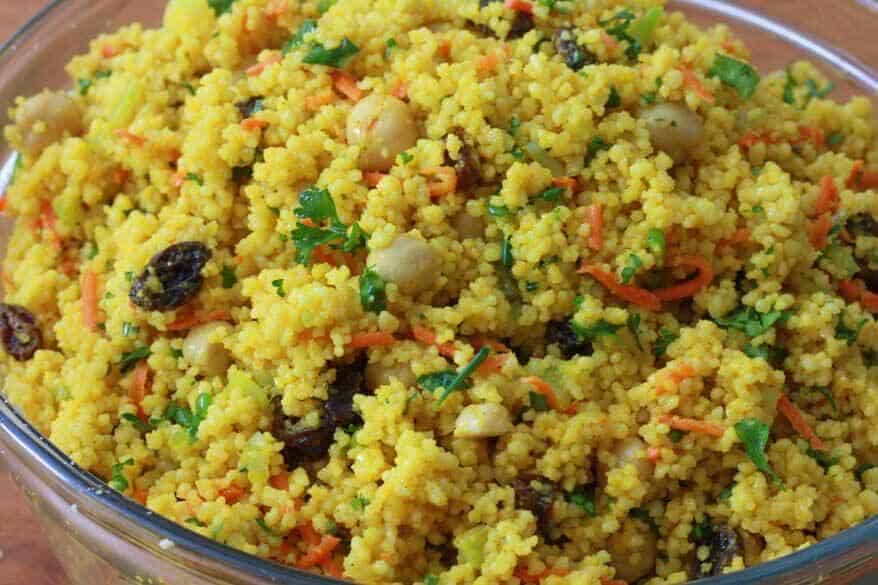 couscous pilaf mediterranean couscous salad curried apple couscous