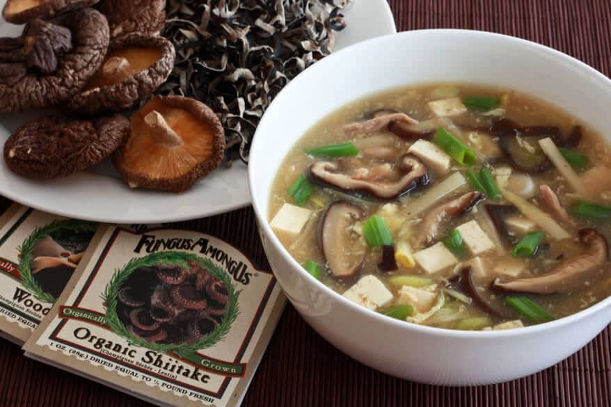 Restaurant Style Chinese Hot and Sour Soup