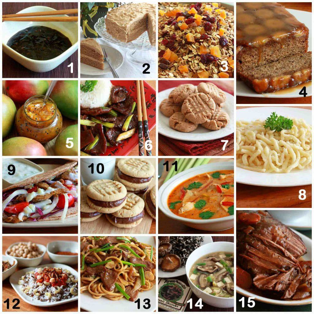 15 Most Popular Recipes of 2013  The Daring Gourmet