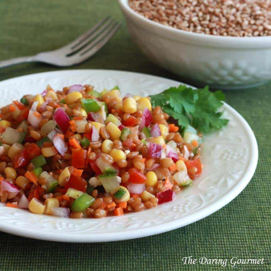 Wheat Berry Salad 2 watermark