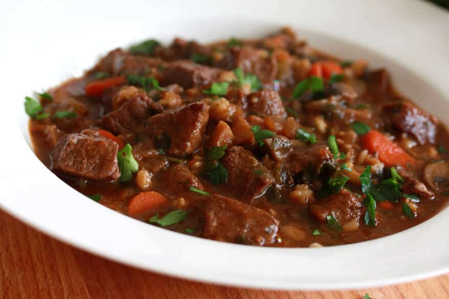 and Hearty Beef Stew