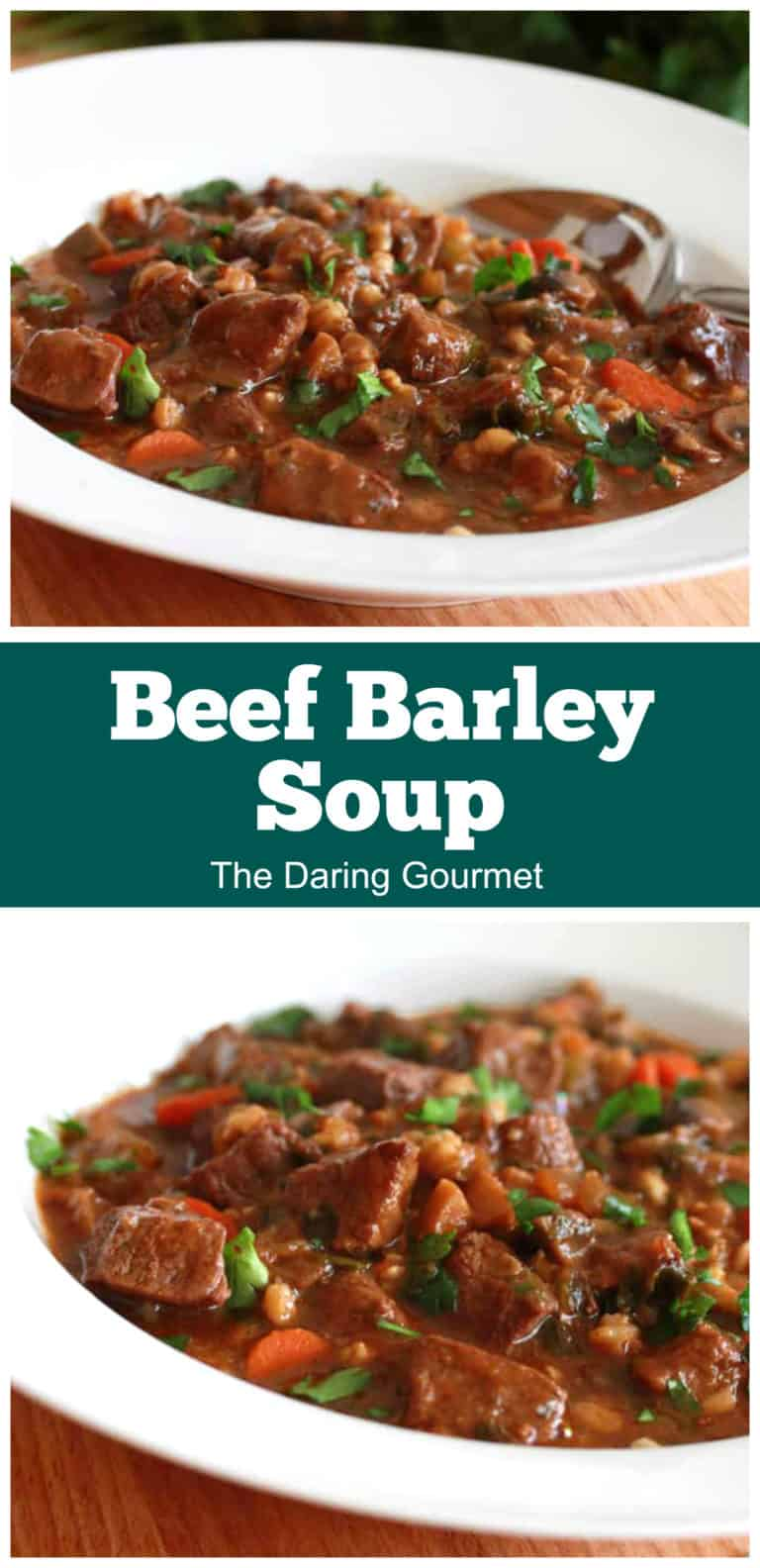 beef barley soup recipe best healthy easy