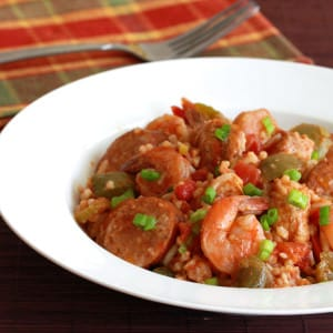 BEST New Orleans Jambalaya