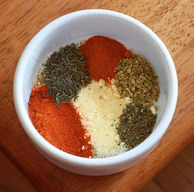 homemade creole seasoning recipe