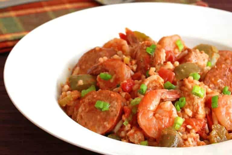 jambalaya recipe best authentic traditional New Orleans