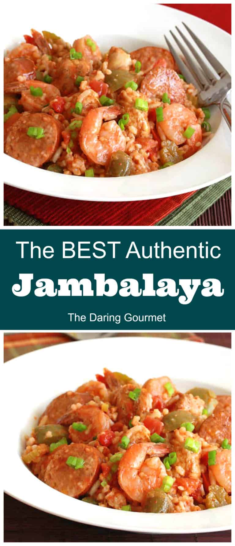 jambalaya recipe best authentic traditional creole cajun new orleans