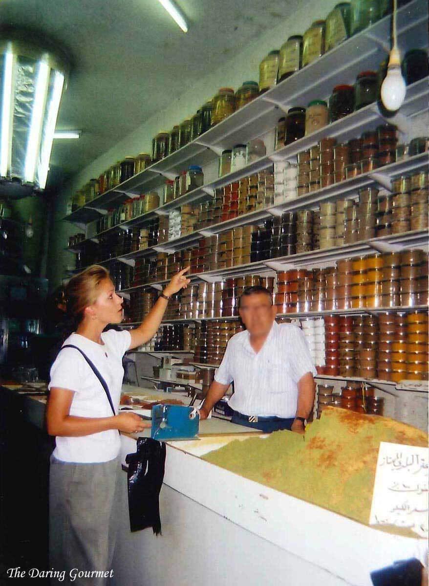 The Daring Gourmet in Jerusalem