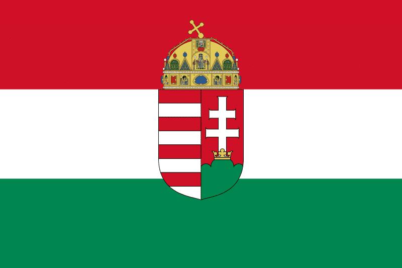 Hungarian Flag 2