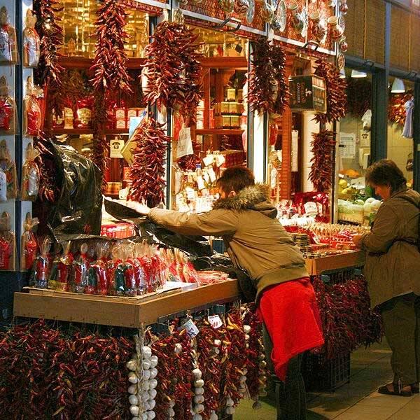 Hungarian Market Budapest