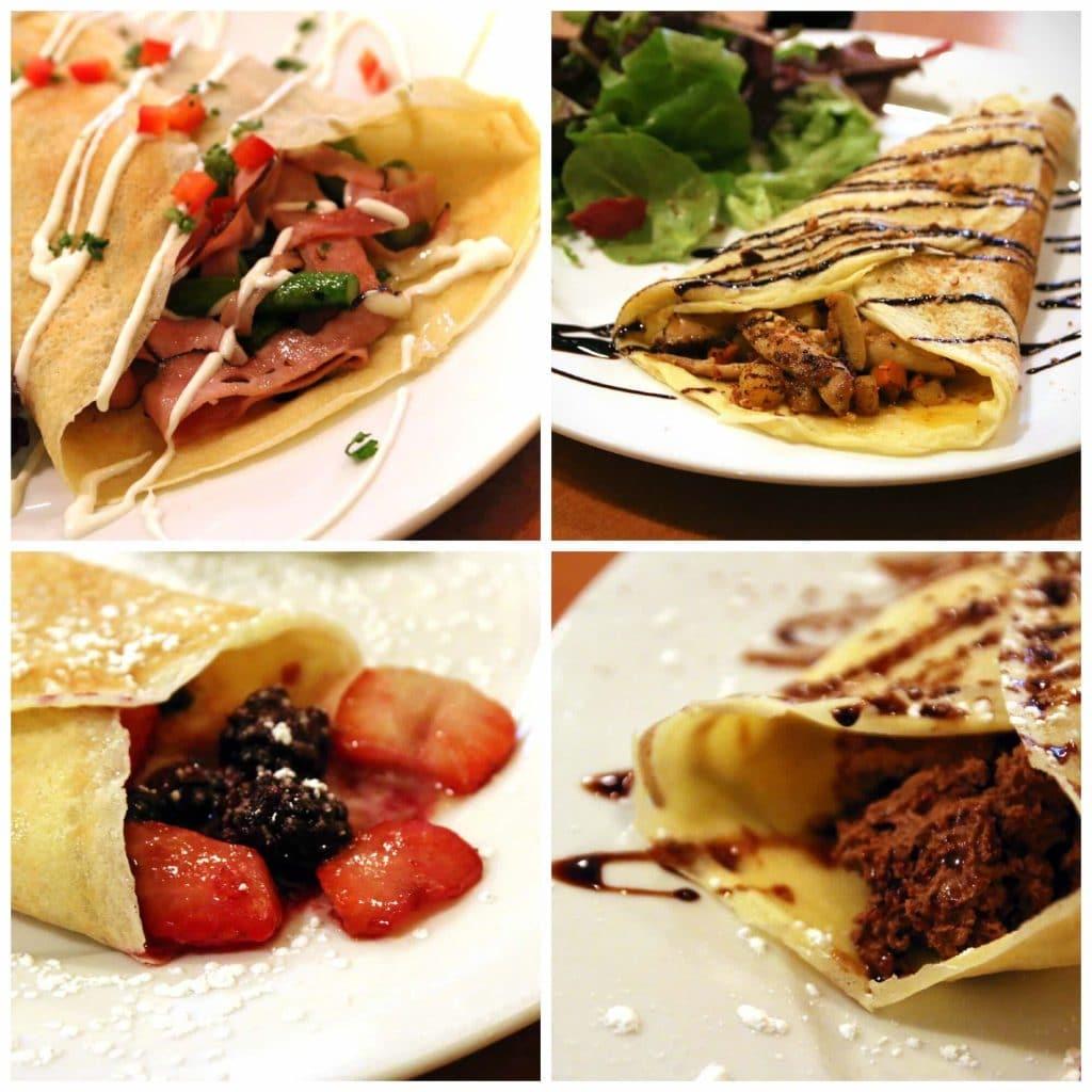 Savor Creperie Tacoma restaurant review daring gourmet
