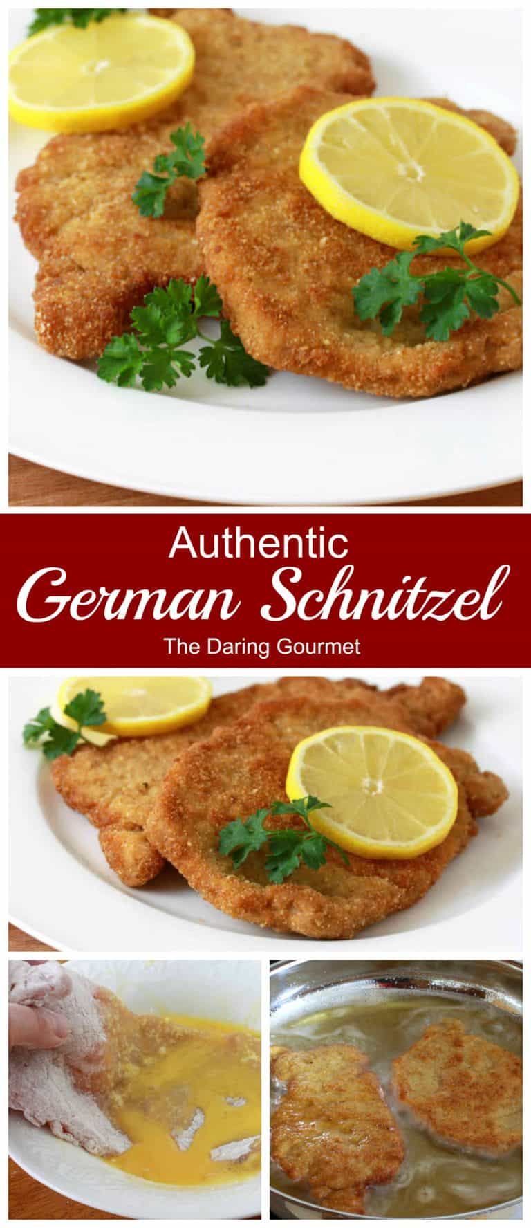 schnitzel recipe pork german austrian authentic traditional