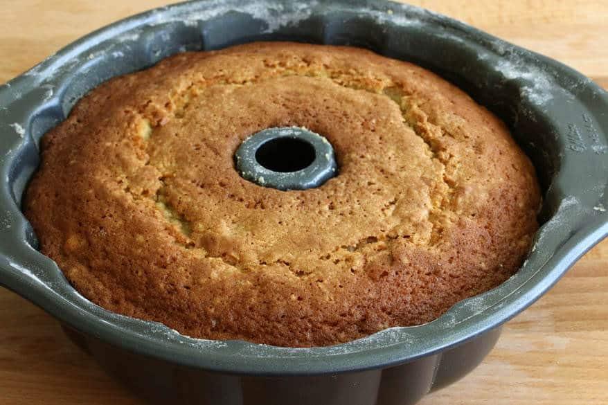 Lemon Pound Cake prep 14