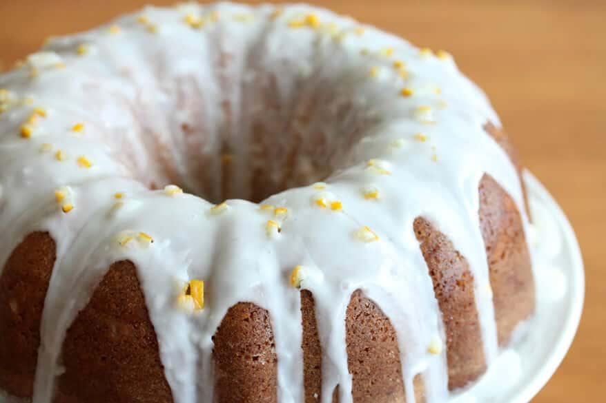 Lemon Pound Cake prep 17