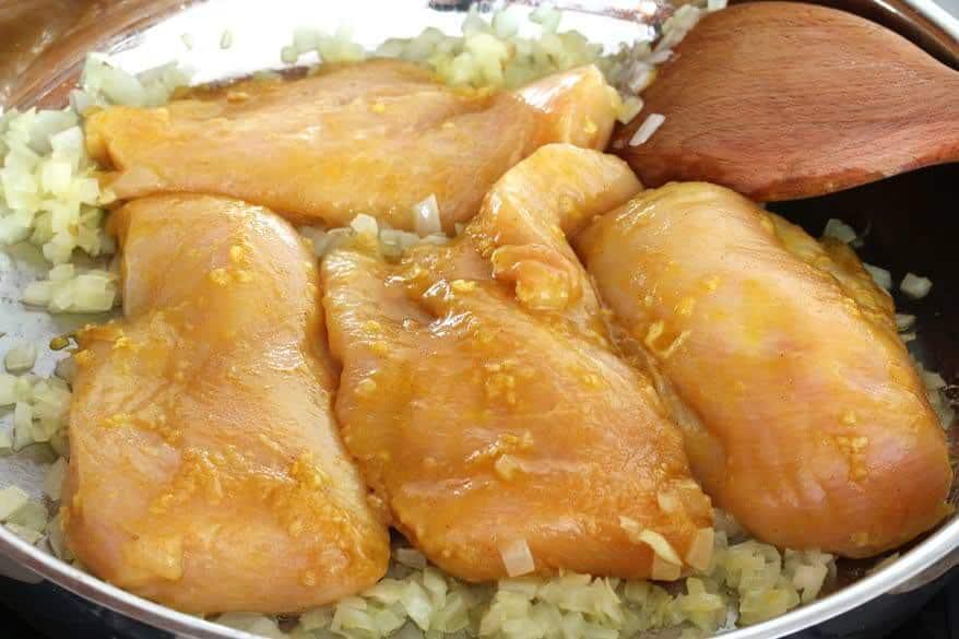 Preserved Lemon Chicken prep 6