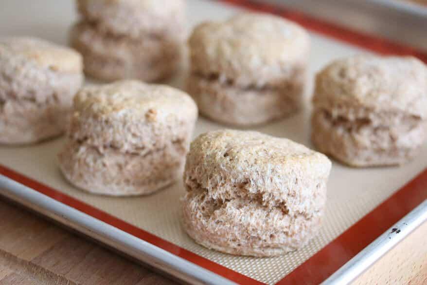 spelt buttermilk biscuits recipe