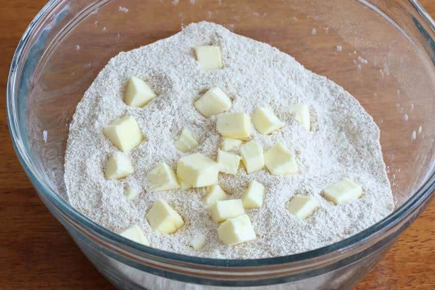 Spelt Buttermilk Biscuits prep 2