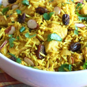 chicken biryani recipe easy fast Indian rice