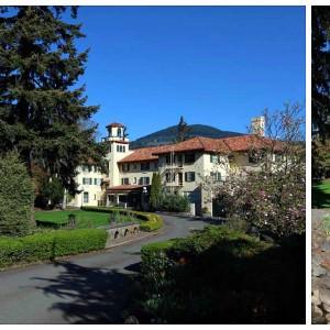Daring Gourmet Getaways:  Columbia Gorge Hotel & Simon's Cliff House, Oregon