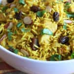 Easy Indian Chicken Biryani