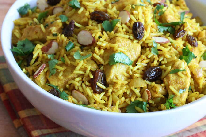 how to make the perfect indian rice