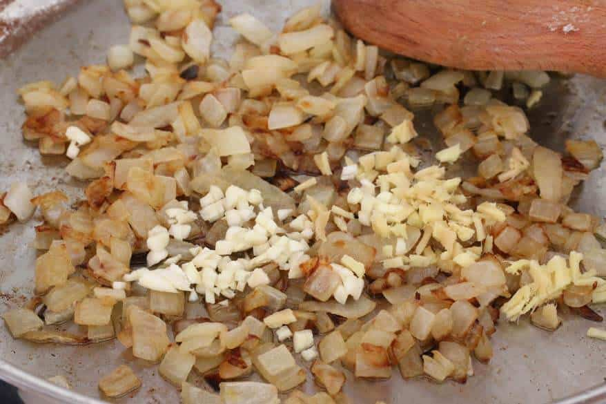 Easy Chicken Biryani prep 4