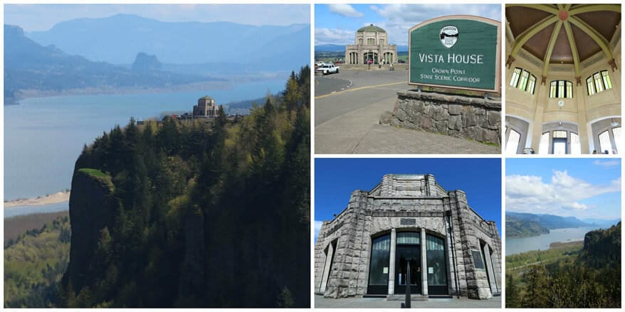Vista House Collage 1 sm