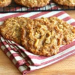 anzac biscuits recipe best australian coconut almonds nuts
