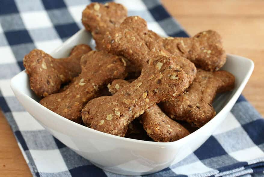 Dog Biscuits prep 10