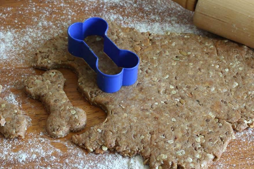 Dog Biscuits prep 7