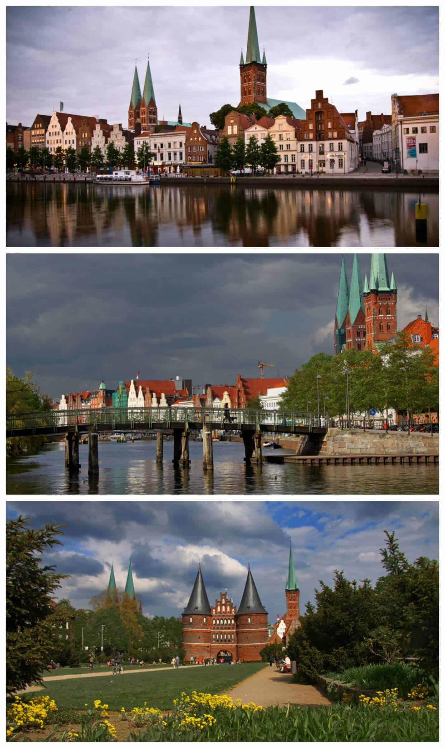 Lübeck Collage