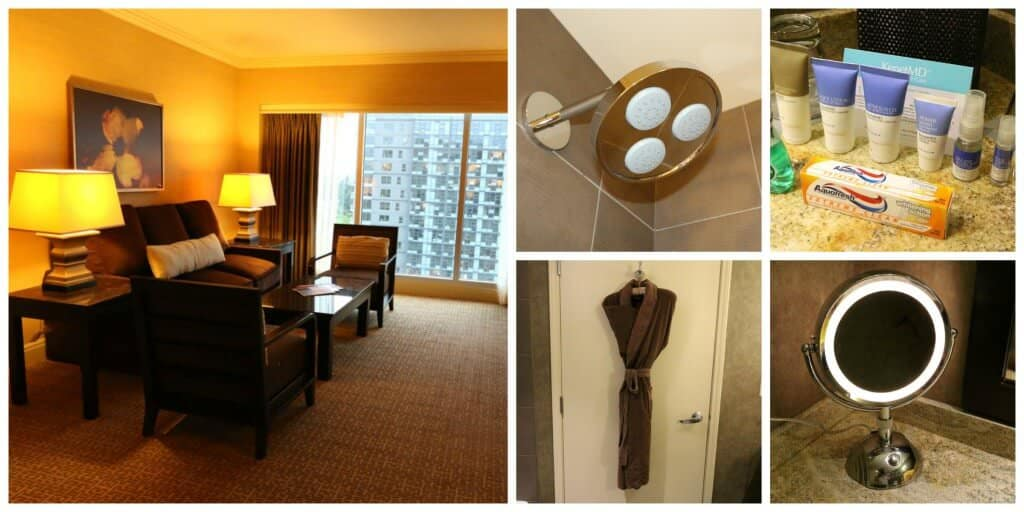 Hyatt Regency Bellevue Washington hotel review