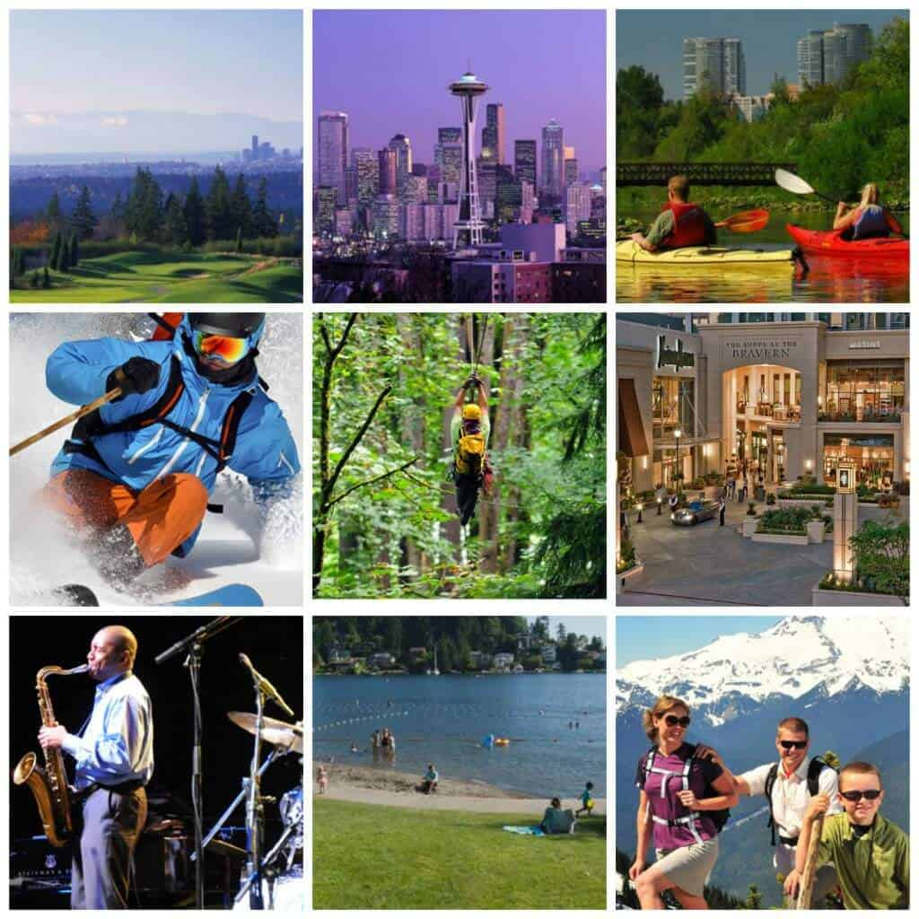 things to do in Bellevue Washington