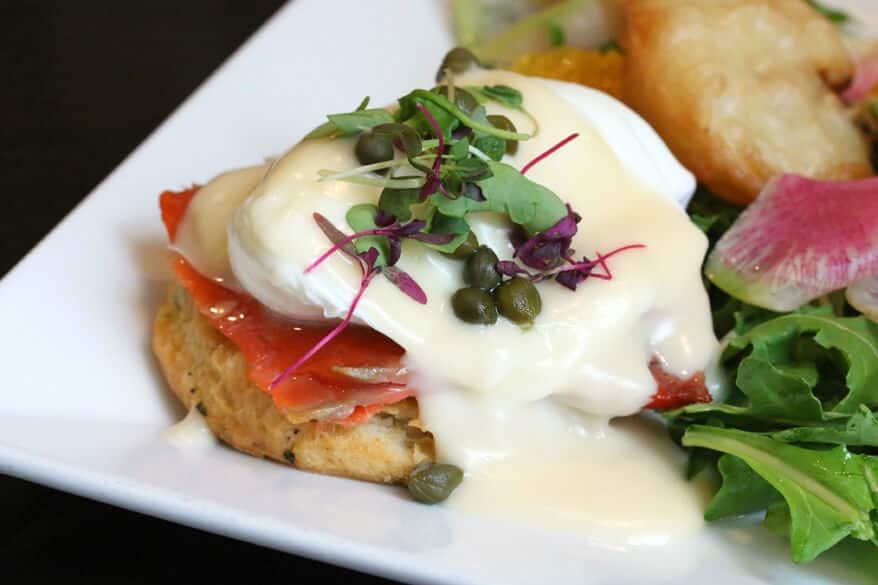 Hyatt Regency Bellevue Washington Eques restaurant review