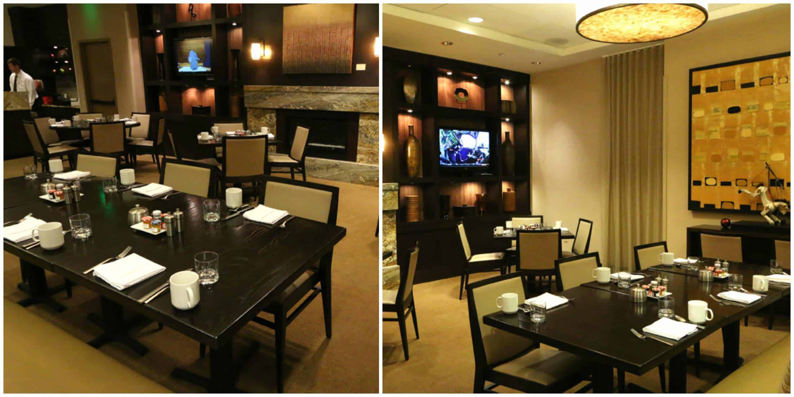 Hyatt Regency Bellevue Washington Eques restaurant review