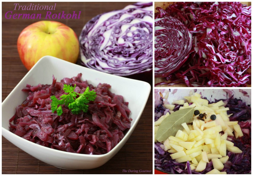 german rotkohl red cabbage recipe traditional authentic