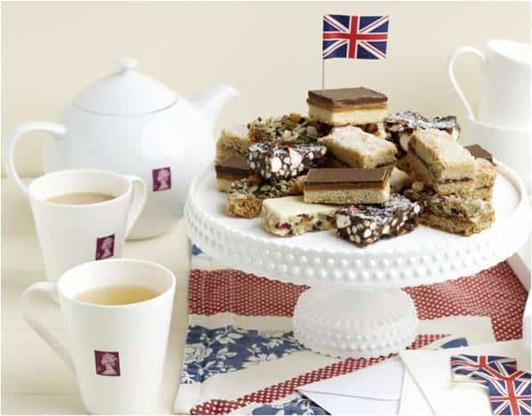 Image result for england tea and sweets