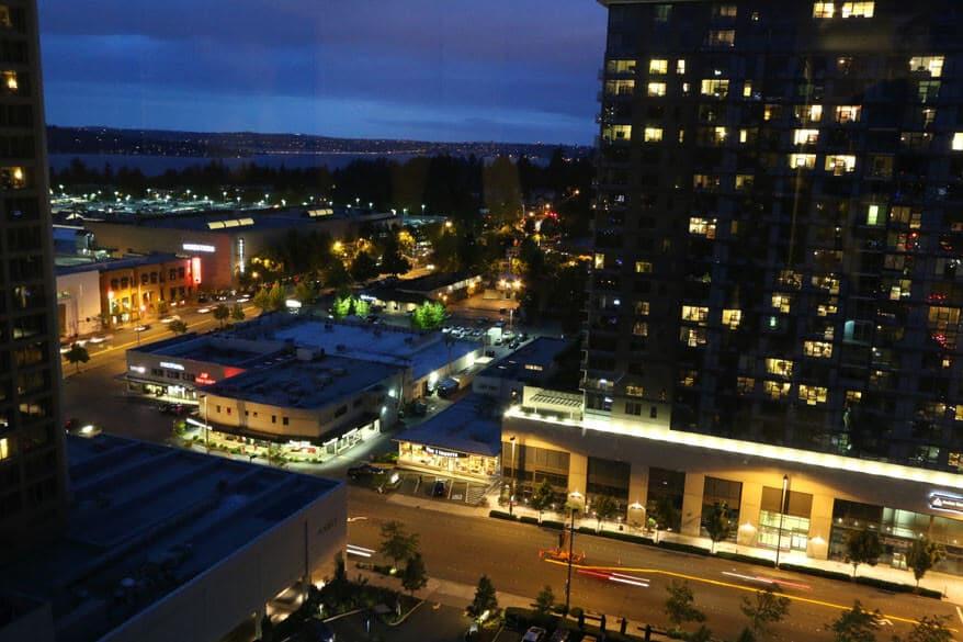 Hyatt Regency Bellevue Washington hotel review