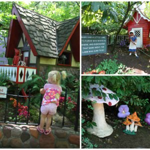 Enchanted Forest, Salem Oregon (Back To Childhood)