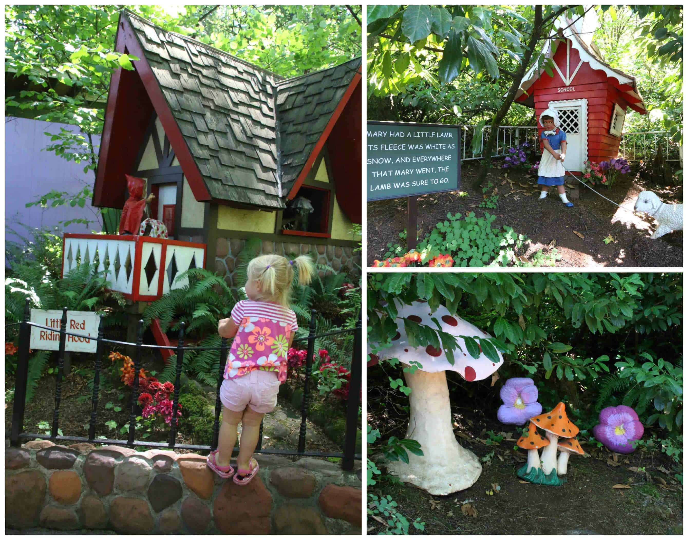 Enchanted Forest Salem Oregon Back To Childhood The