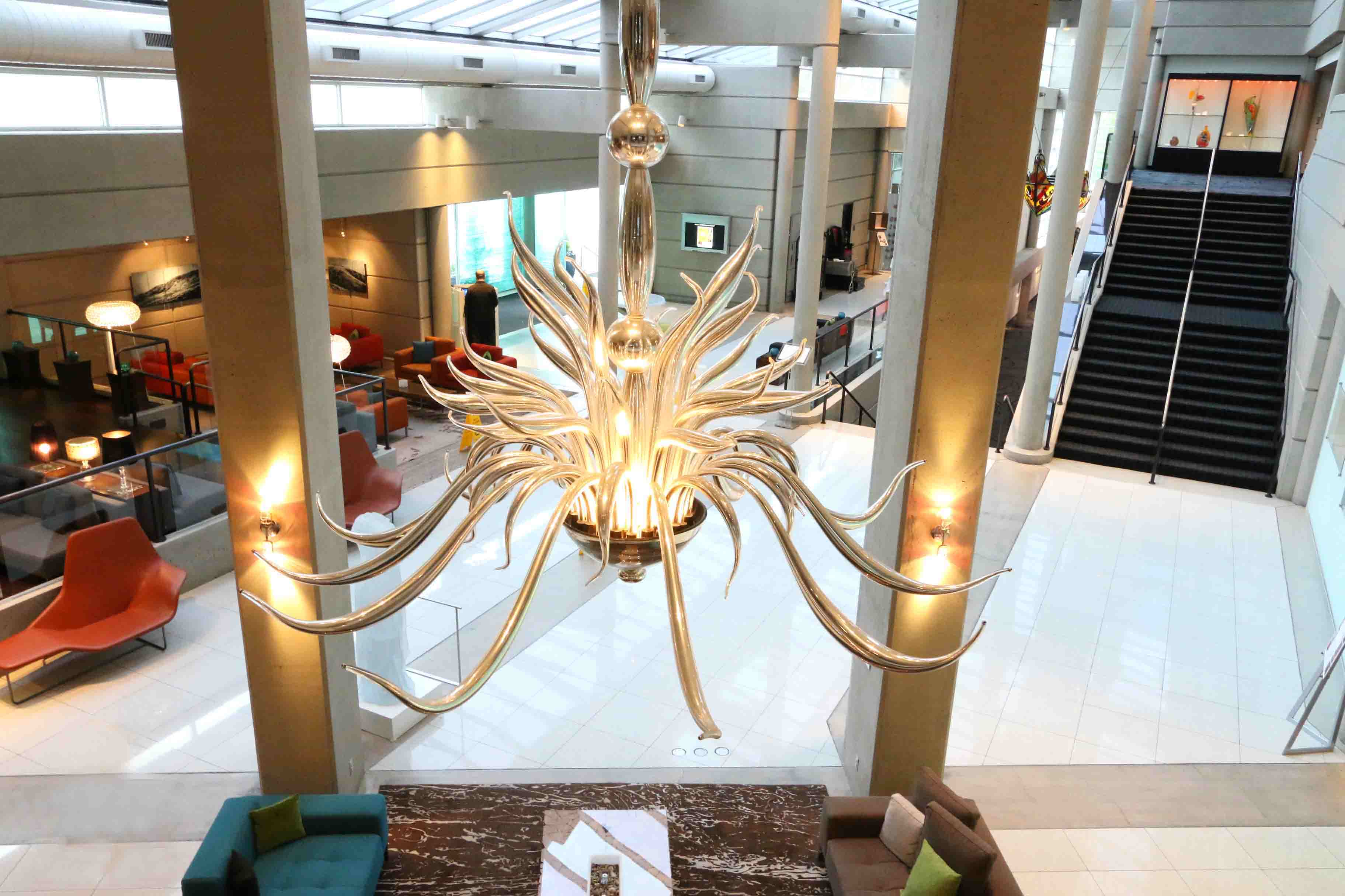 Daring Gourmet Getaways Hotel Murano Tacoma Wa The Daring Gourmet