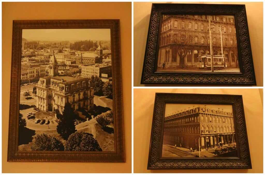 Grand Hotel Salem Old Pics Collage 1