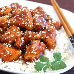 sesame chicken recipe best Chinese takeout copycat honey