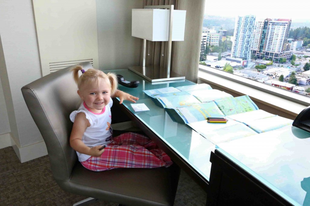 westin bellevue hotel review