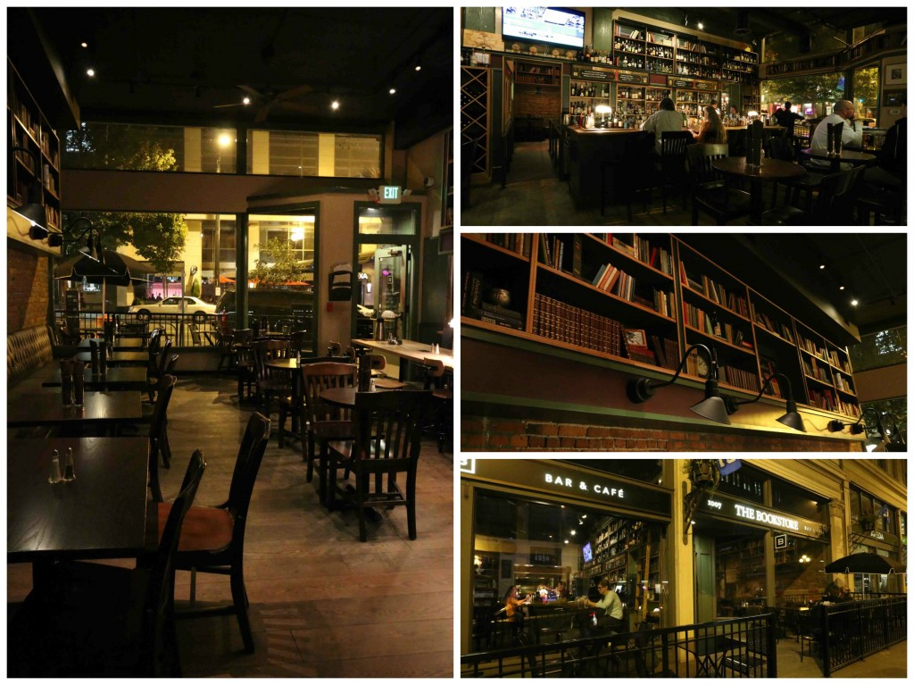 Bookstore Collage 3