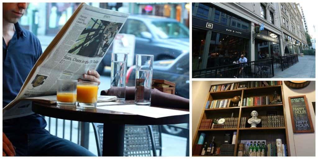 Bookstore Collage 6