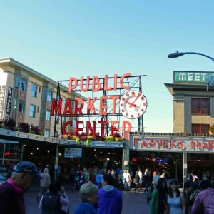 Seattle's Pike Place Market: A Virtual Tour and History